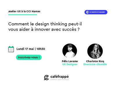 Atelier CCI à Nantes : PME, rendez-vous le 17 mai prochain à 10h30 !