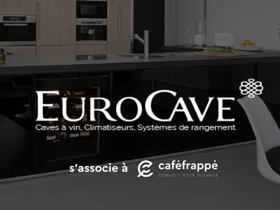EuroCave retient caféfrappé pour sa stratégie digitale et omnicanale